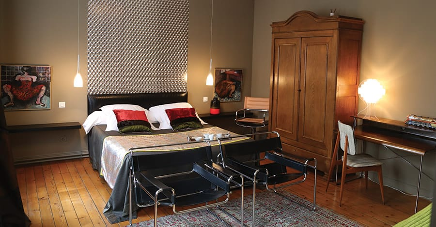 chambre 3 le grand duc maison d 39 h tes. Black Bedroom Furniture Sets. Home Design Ideas